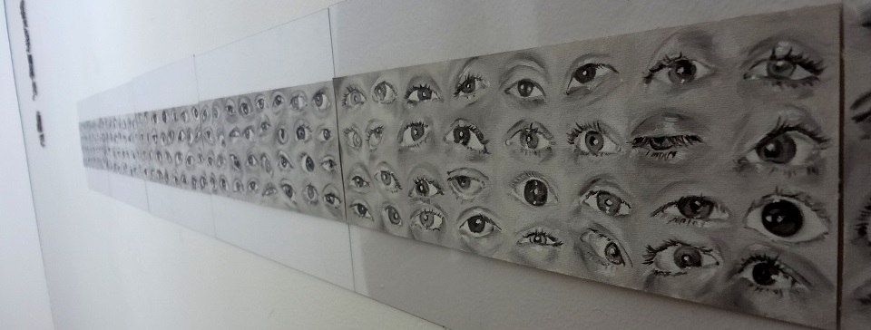 """Exposição """"222 Almas"""" – Mila Thiele"""