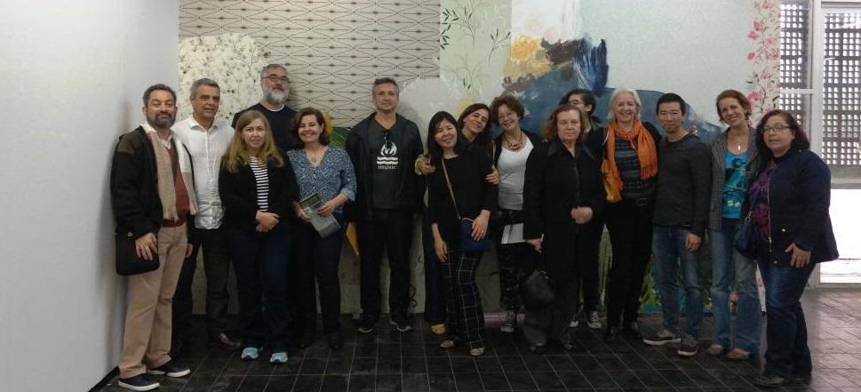 ENTREVIDROS – Encontro com os artistas